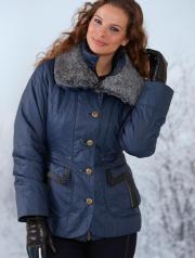 Mangler du en ny smuk vinterjakke? (foto gundtoft.dk)