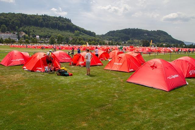 festival telt