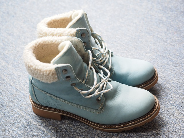 winter boots photo