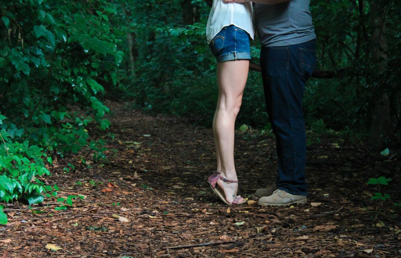 Prøv sex i naturen